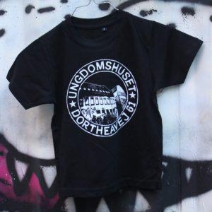 ungdomshuset-dortheavej-61-t-shirt-barn