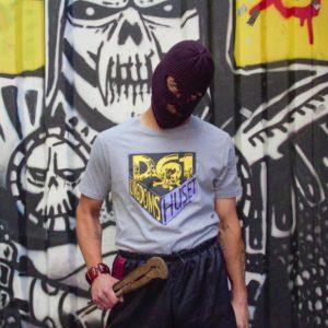 D61-ungdomshuset-t-shirt-unisex-grå